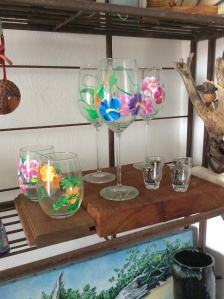 The only glasswork currently in the Elephant Box gallery and workshop...